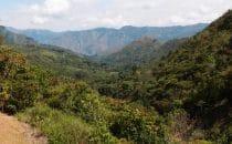 Tierradentro - Landschaft, Kolumbien