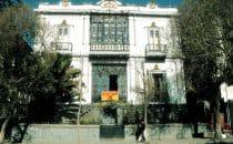 Villa aus dem 19. Jahrhundert in La Paz, Bolivien