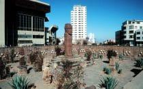 Plaza del Monolito, La Paz, Bolivien
