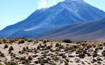 Vulkan Ollagüe, Bolivien © Bertram Roth
