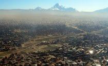 El Alto, La Paz, Bolivien © Bertram Roth
