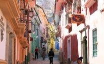 Calle Jaén - La Paz, Bolivien © Bertram Roth