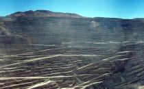 Chuquicamata Mine, Cile, Bild: ChokKoi