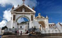 Basilika von Copacabana, Bolivien