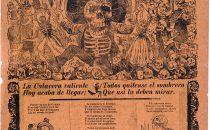 jose_guadalupe_posada_calavera_oaxaquena_broadsheet_1903