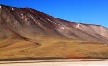 Laguna Verde, Altiplano, Bolivien