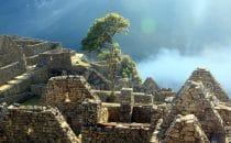 Machu Picchu am Morgen, Peru