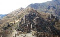 sakraler Bezirk von Ollantaytambo, Peru
