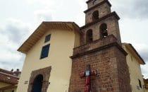 Kirche von San Blas in Cusco, Peru