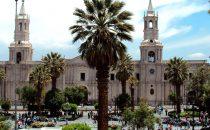 Kathedrale, Arequipa, Peru
