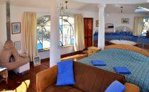 Hotel La Cupula, Copacabana, Titicacasee, Bolivien