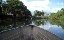 Bootsfahrt nach Aguateca, Guatemala © Nina Stückradt