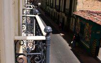 Casa de la Vega - Balkon