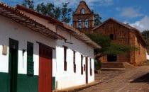 Barichara, Capilla de Jesus, Kolumbien