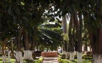 Barichara, Parque Principal