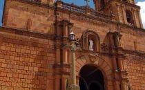 Barichara, Templo La Inmaculada, Kolumbien