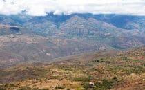 Barichara, Blick ins Tal, Kolumbien