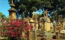 Barichara, Friedhof