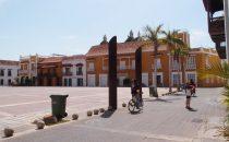 Cartagena - Plaza de la Aduana, Kolumbien