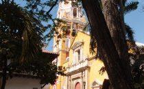 Cartagena - Parque de Bolívar, Kolumbien