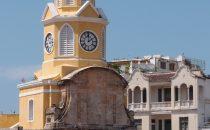 Cartagena - Puerta del Reloj, Kolumbien