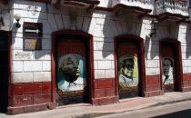 Cartagena - Calle del Guerrero, Kolumbien