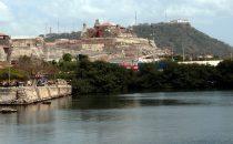 Cartagena - Castillo San Felipe Barajas, Kolumbien