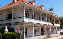 Cartagena - Casa Rafael Nuñez, Kolumbien