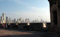 Cartagena - Blick vom Café del Mar, Kolumbien