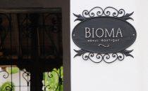Bioma Eingang