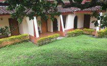 El Refugio, Garten