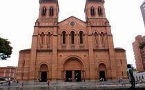Medellín - Kathedrale, Kolumbien