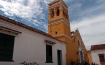 Mompox - Iglesia de San Agustín, Kolumbien