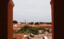 Mompox - Blick, Kolumbien