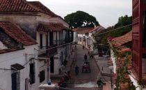 Mompox - Calle Real de Medio, Kolumbien