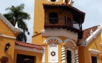 Mompox - Iglesia de Santa Barbara, Colombia
