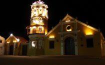 Mompox - Iglesia de Santa Barbara, Kolumbien