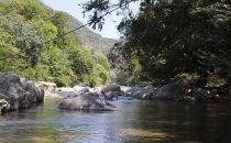 Tayrona Paradise Fluss