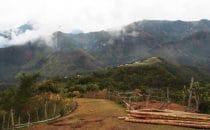 Tierradentro, Wanderung, Kolumbien