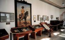Museo Histórico de la Revolución, Chihuahua, Mexico