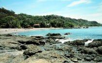 Strand von Montezuma, Costa Rica