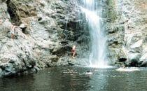 Wasserfall bei Montezuma, Costa Rica