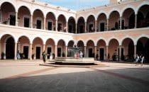 El Fuerte, Palacio Municipal, Mexiko