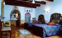 Hotel El Fuerte Zimmer, El Fuerte, Mexiko