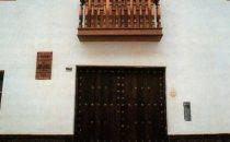 Haus von Toribio Rodríguez de Mendoza, Bild: By Priscilla D (Own work) [Public domain], via Wikimedia Commons