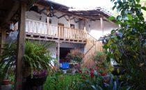 Casona de Leymebamba, Garten