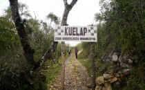 Kuélap entrance, Peru