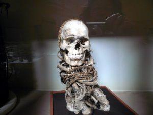 Mumie im Museum von Leymebamba, © Edelmann