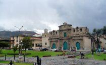Catedral de Cajamarca, Peru