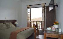 La Xalca Hotel, Zimmer